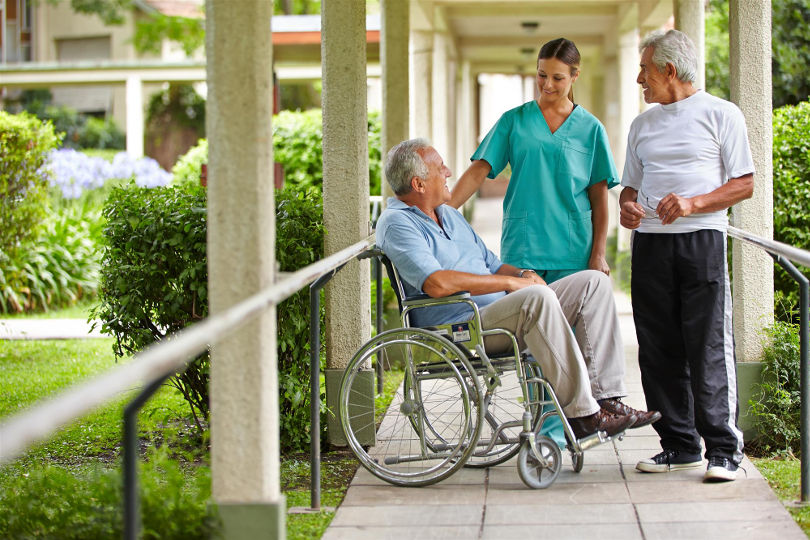 Empathizing and communicating with family members of long term care residents