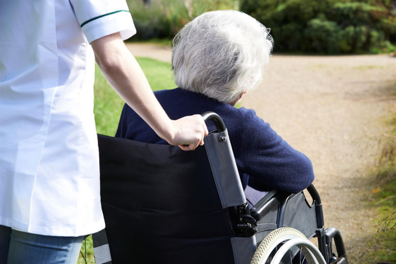 Nurse and CNA's role in family members of long term care residents