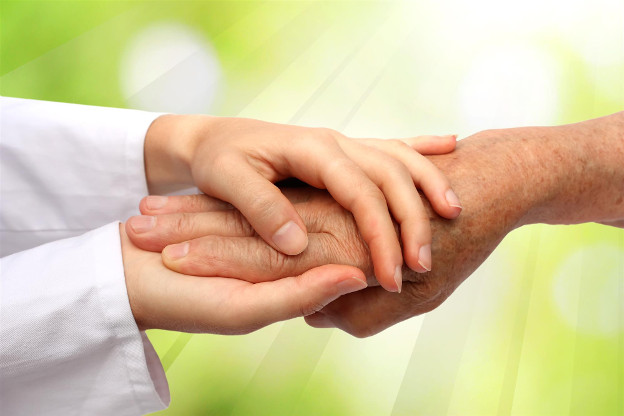 Assisted care for elderly